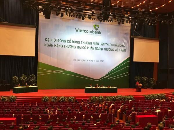 Vietcombank bầu bổ sung 3 thành viên Hội đồng quản trị