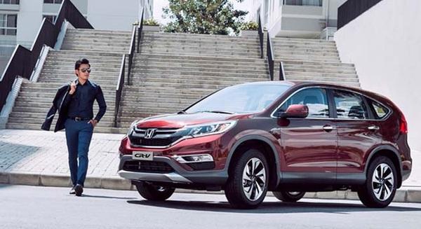 Honda Việt Nam tung khuyến mại hấp dẫn dành cho khách hàng mua xe Honda CR-V và Honda Accord