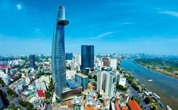 Tập đoàn Tuần Châu vừa đề xuất TP cho phép xây dựng trục đường ven sông Sài Gòn