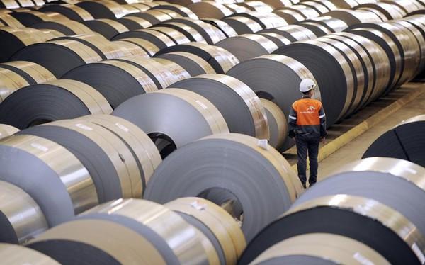 Tiếp nhận hồ sơ đề nghị miễn trừ áp thuế với thép không gỉ nhập khẩu vào Việt Nam