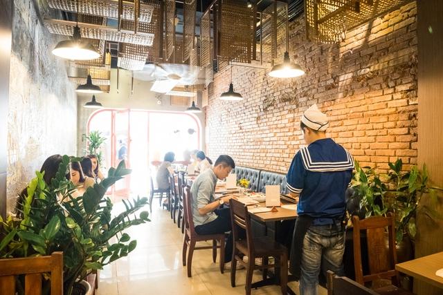 Không gian đậm chất Hải Phòng bên trong chuỗi nhà hàng An Biên