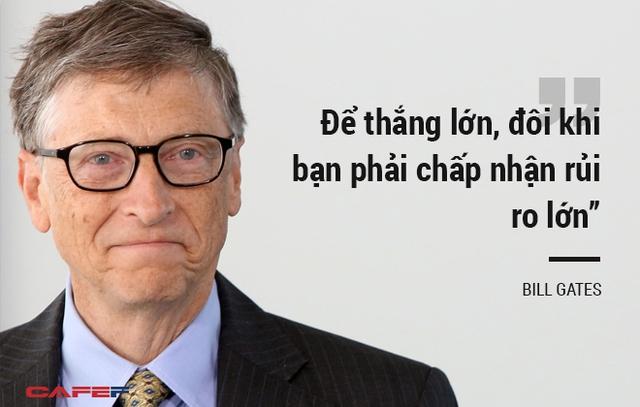 Tỷ phú giàu nhất thế giới Bill Gates