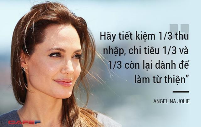 Diễn viên nổi tiếng Angelina Jolie