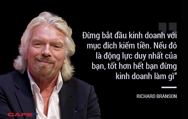 Richard Branson - Người sáng lập Virgin Group