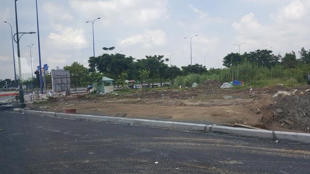 Toàn bộ cây xanh ở đây phải được giữ nguyên sau khi các dự án hạ tầng xây xong.