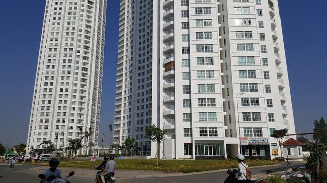 Dự án khu căn hộ của Hoàng Anh Gia Lai vừa được đưa vào khai thác.