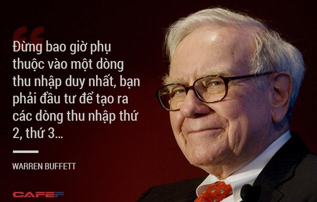 Nhà đầu tư huyền thoại Warren Buffett