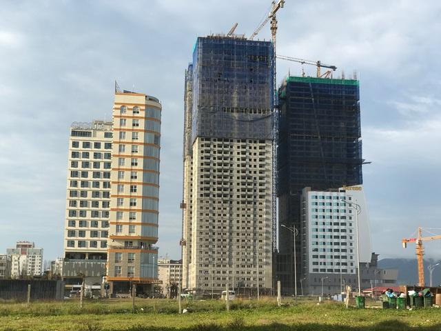 Dự án căn hộ khách sạn cao cấp của Mường Thanh