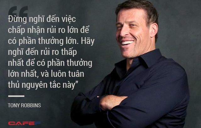 Diễn giả nổi tiếng Tony Robbins