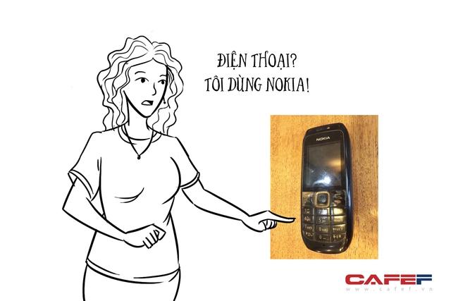 Chiếc điện thoại Nokia huyền thoại