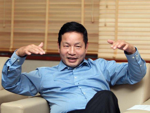 Ông Trương Gia Bình - Chủ tịch CTCP FPT
