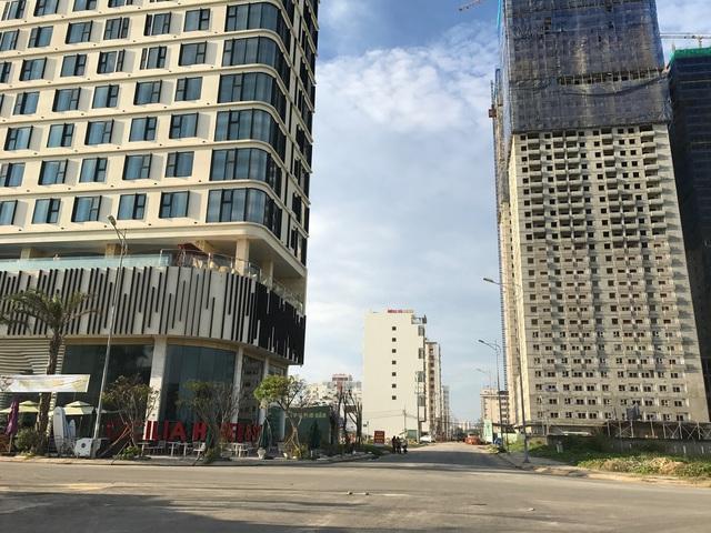 Tốc độ xây dựng khách sạn 5 sao quá nóng đã đưa khu vực trung tâm thành phố không còn đất cho xây dựng chung cư