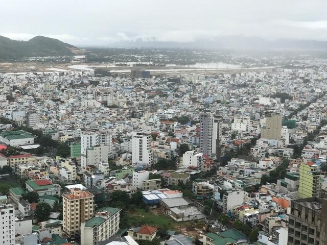 Khu trung tâm TP. Nha Trang đang dần ngột ngạc do tốc độ thi công dự án khá dày