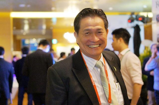 Ông Đặng Văn Thành, Chủ tịch tập đoàn Thành Thành Công. Ảnh: Linh Anh