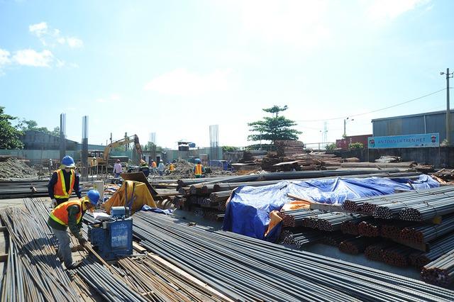 Him Lam Phú An đã được khởi công vào tháng 8/2016 và đã hoàn thành phần móng. Dự án sẽ hoàn thành vào tháng 8/2018 và bàn giao căn hộ hoàn thiện cho khách hàng.