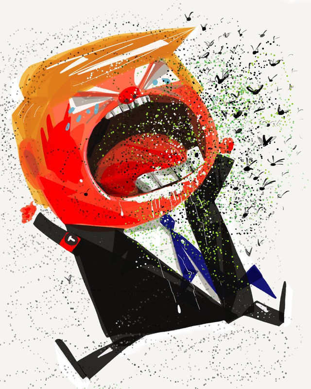 Tài sản lớn nhất của tôi là sức bền Donald Trump.