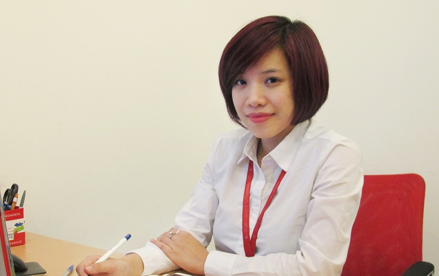 Trần Ngọc Anh, một PRM tầm sao của Techcombank