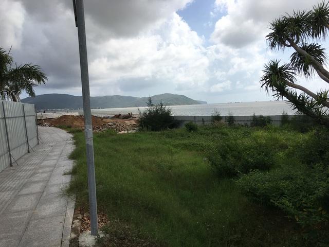 '' Theo quy hoạch, vị trí khu đất dự kiến đầu tư thuộc Khu vực eo sân bay, phía Đông Nam Quảng trường trung tâm tỉnh; tổng diện tích đề xuất đầu tư khoảng 3,3 ha; chiều dài bãi cát dọc biển khoảng 456m. Vị trí dự án thuộc khu vực chuyển tiếp khu Quảng trường Trung tâm tỉnh và bãi biển Quy Nhơn. ''