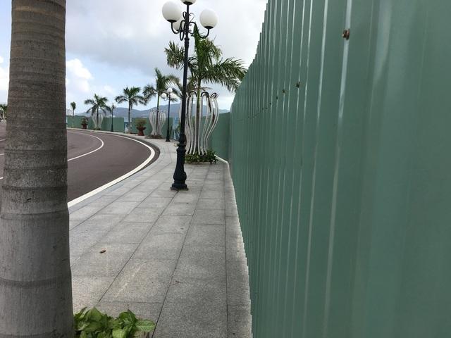 '' Dự án cụm du lịch bãi biển Beach Front (TP.Quy Nhơn) được UBND tỉnh Bình Định chấp nhận cho công ty TNHH Đầu tư du lịch Biển Xanh làm chủ đầu tư. ''