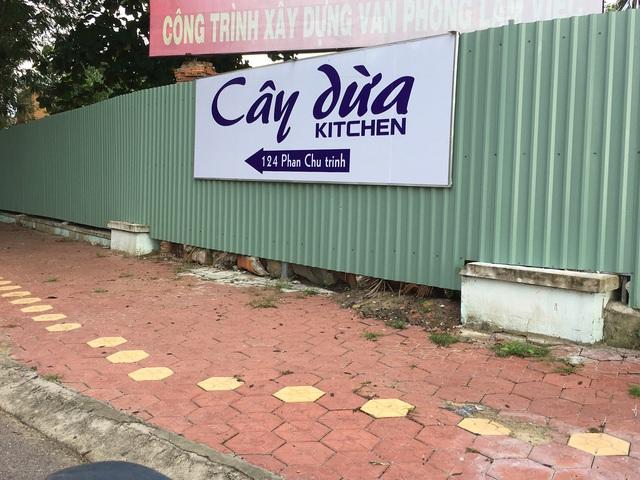 '' Dự án xây dựng van phòng làm việc, trung tâm thương mại của một doanh nghiệp lớn nằm tại khu đất vàng mặt tiền biển Quy Nhơn vẫn chưa được triển khai ''