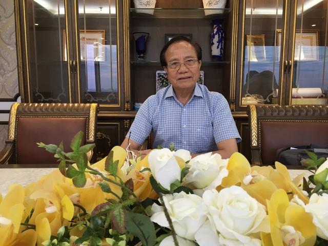 Ông Nguyễn Văn Toàn, PHó Chủ tịch Hiệp hội Đầu tư nước ngoài