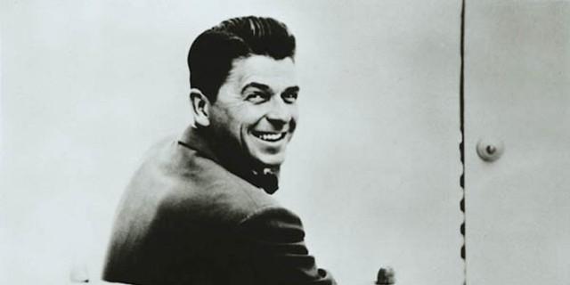 Ronald Reagan, tổng thống thứ 40 của Mỹ, từng làm việc trong rạp xiếc, nhân viên cứu hộ và diễn viên.