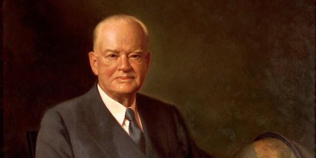 Herbert Hoover, tổng thống thứ 31 của nước Mỹ, từng là nhà địa chất và kỹ sư khai thác mỏ.