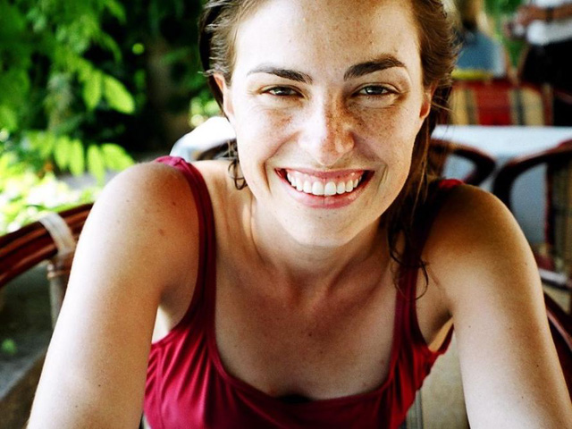 Lisa Brennan Jobs, cô con gái Steve Jobs từng nhiều năm chối bỏ.