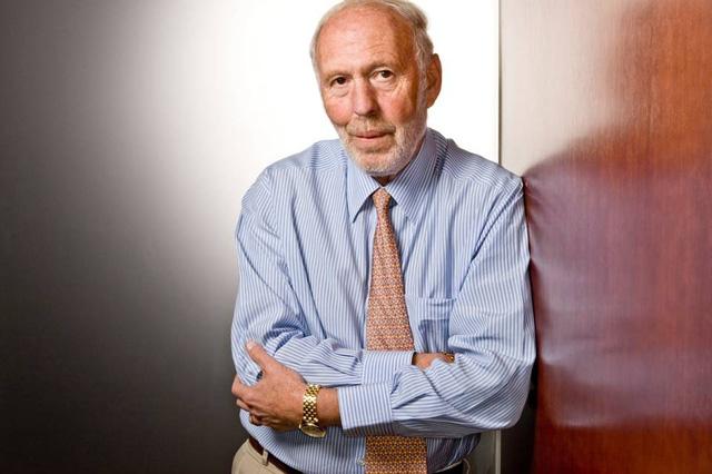 Jim Simons - người sáng lập Renaisance