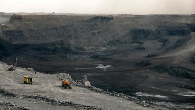 Các khu mỏ làm thay đổi diện mạo ở Mông Cổ.