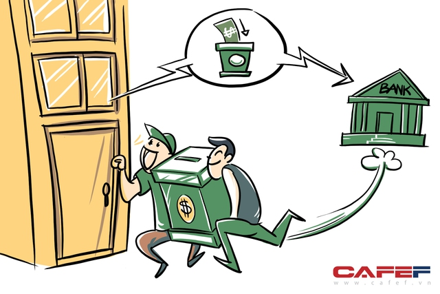 Thậm chí không cần đến ngân hàng, khách hàng VIP chỉ cần gọi điện ngay lập tức ngân hàng sẽ cử nhân viên đến tận nhà thực hiện giao dịch.