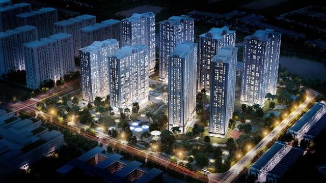 Các dự án VinCity sẽ được quy hoạch theo mô hình khu đô thị khép kín như các dự án Vinhomes (ảnh minh họa Park Hills).