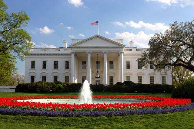 Nhà Trắng nơi tân Tân tổng thống Donald Trump sẽ chuyển về ở sau khi đắc cử.