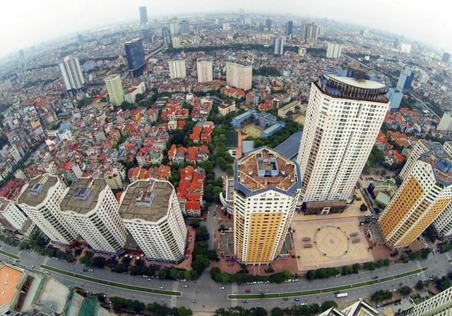 Khu vực phía Tây sẽ chiếm trên 70% nguồn cung căn hộ của cả thị trường Hà Nội và giá có thể tăng lên khoảng 7% trong thời gian tới