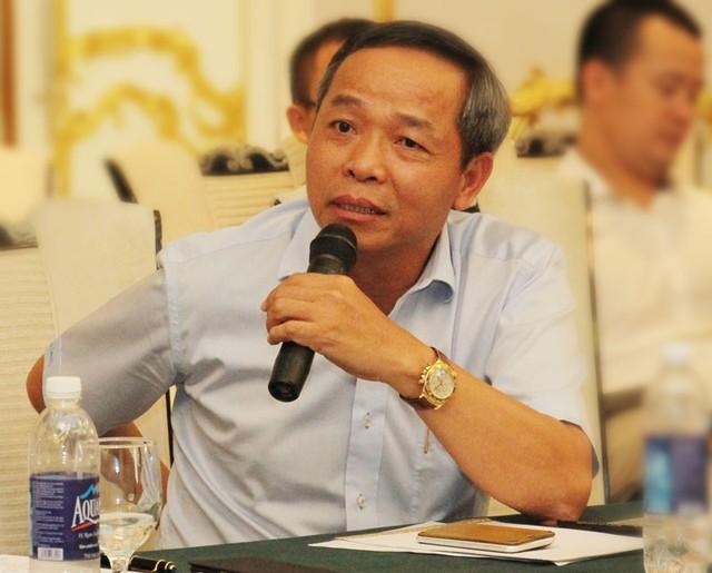 Ông Nguyễn Trung Chính, Tổng Giám đốc CMC. Ảnh: Việt Hải.