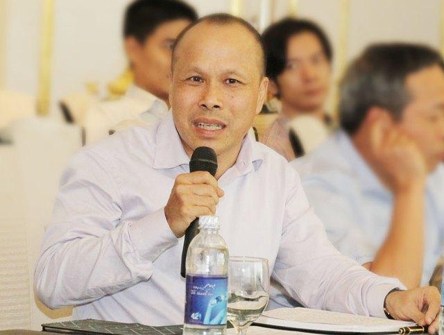 Phó Tổng Giám đốc Viettel, ông Tống Viết Trung. Ảnh: Việt Hải.
