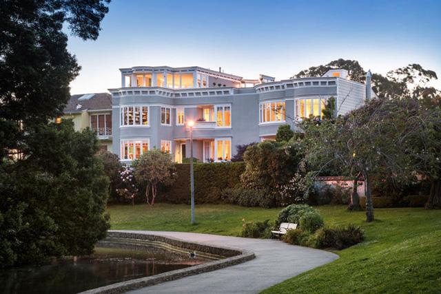 Tỷ phú Peter Thiel bán biệt thự tại San Francisco với giá 8 triệu USD./.