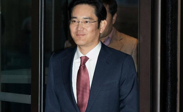 Lee Jae-yong đã quyết định khai tử mẫu Galaxy Note 7.