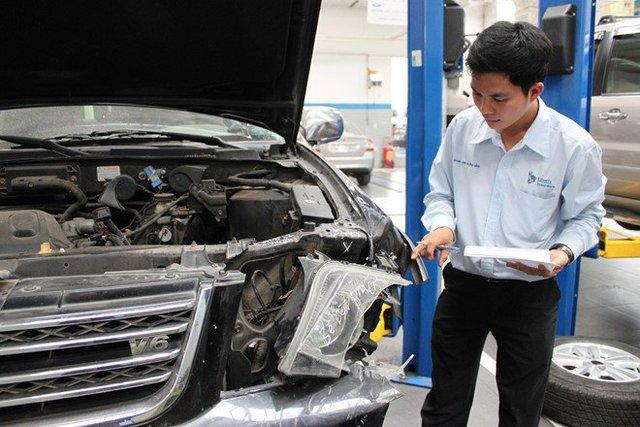 Nếu không cẩn thận, khách hàng dễ mua phải xe ngập nước, đã bị tai nạn hay hỏng hóc nhiều (ảnh minh họa)