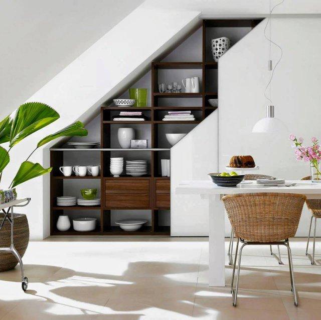 photo 1 1474280818462 Chia sẻ những ý tưởng tuyệt vời thiết kế cho gầm cầu thang nhà bạn
