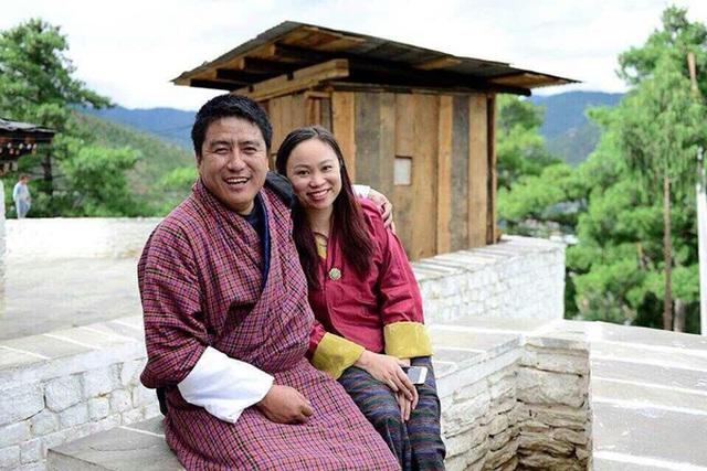 Chị Wangchen Hà đang sống hạnh phúc cùng chồng tại Bhutan.