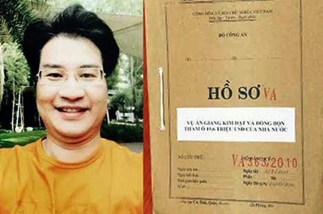 Giang Kim Đạt trong vụ án tại Vinashin Lines