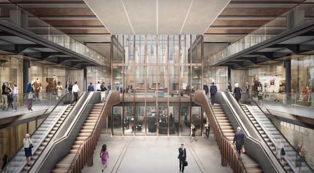 Apple sẽ chuyển công ty vào phòng nồi hơi cũ của nhà ga, được đưa vào hoạt động từ năm 1983.