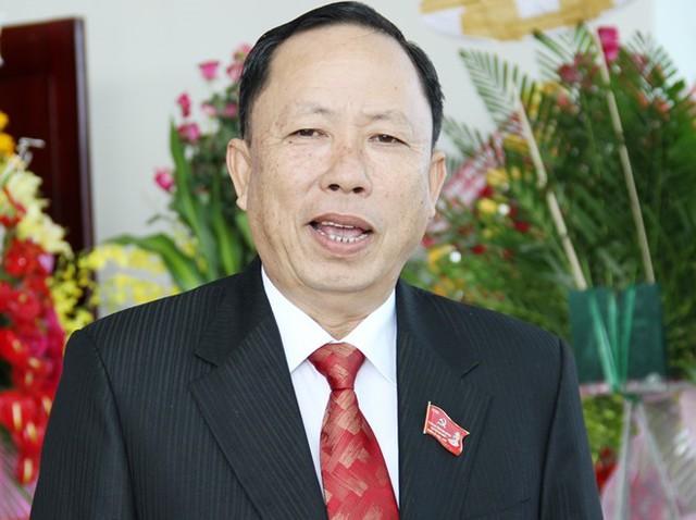 Ông Trần Công Chánh nói việc bị kỷ luật liên quan đến Trịnh Xuân Thanh là số mệnh. Ảnh: Việt Tường.