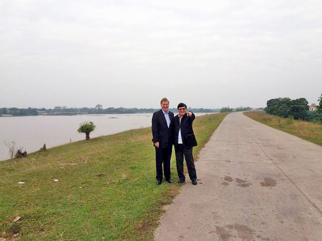 Tham quan khu vực sông Hồng, Hà Nội