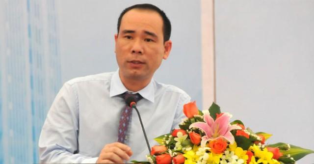 Ông Vũ Đức Thuận, nguyên Tổng giám đốc PVC