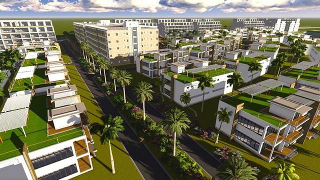Diamond Bay Condotel Resort được thiết kế theo tiêu chuẩn cao cấp.