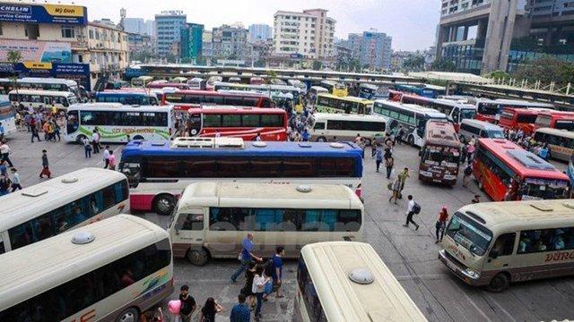 Chủ tịch TP yêu cầu phải điều chuyển xe trái tuyến trước Tết âm lịch 2017