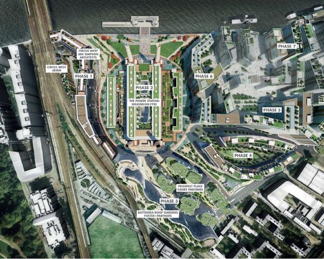 Giai đoạn đầu sẽ xây dựng khách sạn năm sao, trạm năng lượng sẽ được phục hồi vào giai đoạn 2.