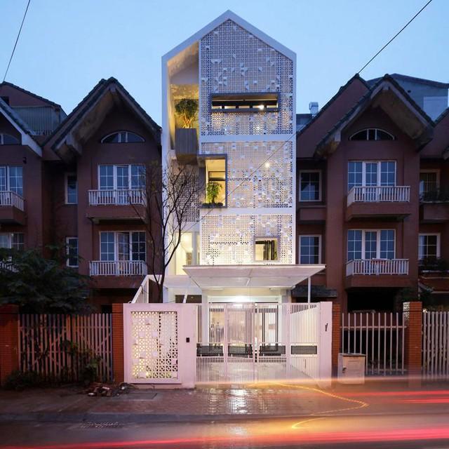 Rất nhiều công trình nhà ở hiện đại ngày nay sử dụng loại gạch này.
